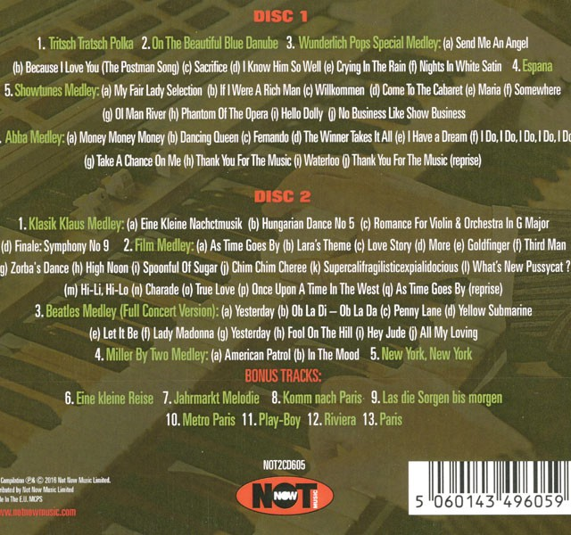 Absolutely Wunderlich 2CD