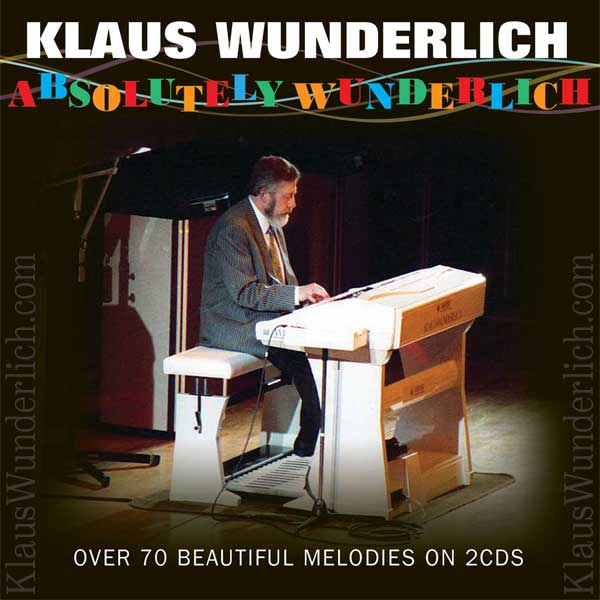 Absolutely Wunderlich (Double CD) 2016 Release