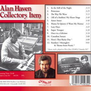 Alan Haven - Collector's Item (Inlay)