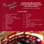 Howard Beaumont – Romantic Pipes (Composers)