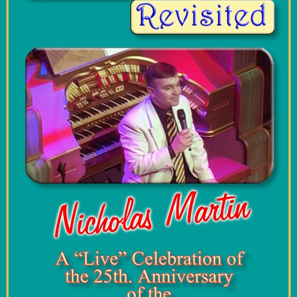 Nicholas Martin – Shrewsbury Revisited (DVD)