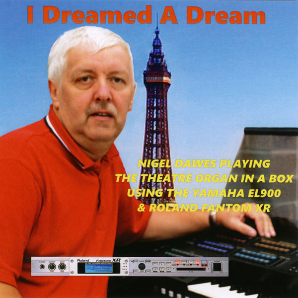 Nigel Dawes – I Dreamed A Dream