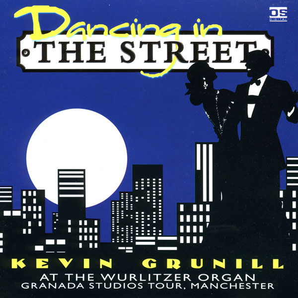 Kevin Grunill – Dancing In The Street