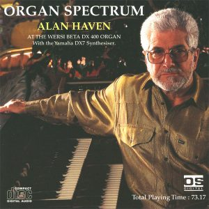 Alan Haven - Organ Spectrum