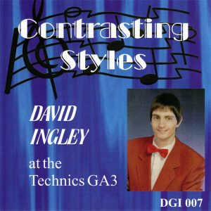 David Ingley - Contrasting Styles