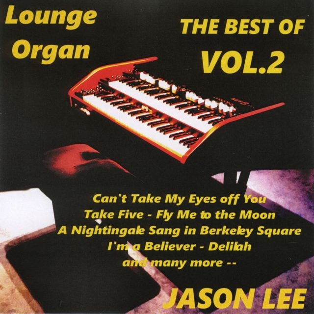 Jason Lee – The Best of Lounge Organ 2