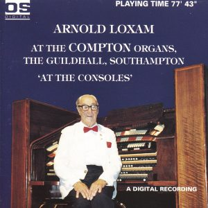 Arnold Loxam - At The Consoles