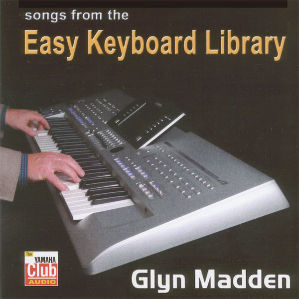 Glyn Madden – Songs From The Easy Keyboard Library 2