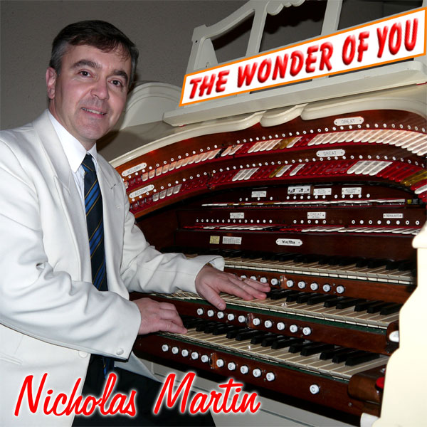 Nicholas Martin – The Wonder Of You