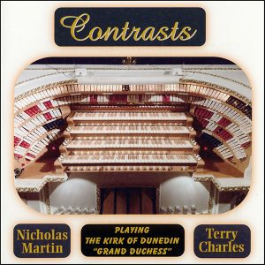 Nicholas Martin & Terry Charles - Contrasts