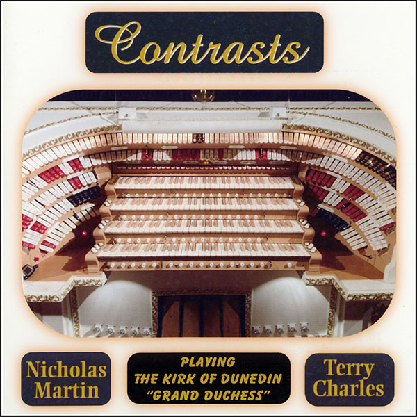 Nicholas Martin & Terry Charles – Contrasts