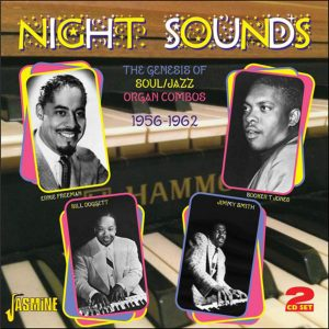 VARIOUS - Night Sounds (2CD)