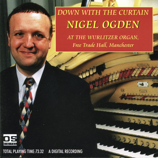 Nigel Ogden – Down With The Curtain