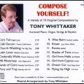 Tony Whittaker – Compose Yourself! (Inlay)