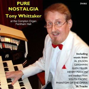 Tony Whittaker - Pure Nostalgia