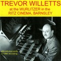 Trevor Willetts at the Wurlitzer in the Ritz Cinema, Barnsley
