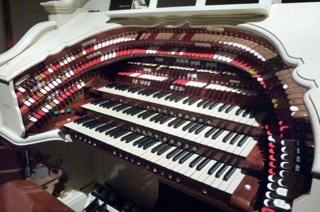The Worthing Wurlitzer