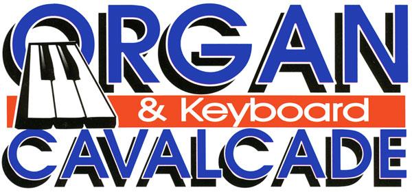 Organ & Keyboard Cavalcade Logo