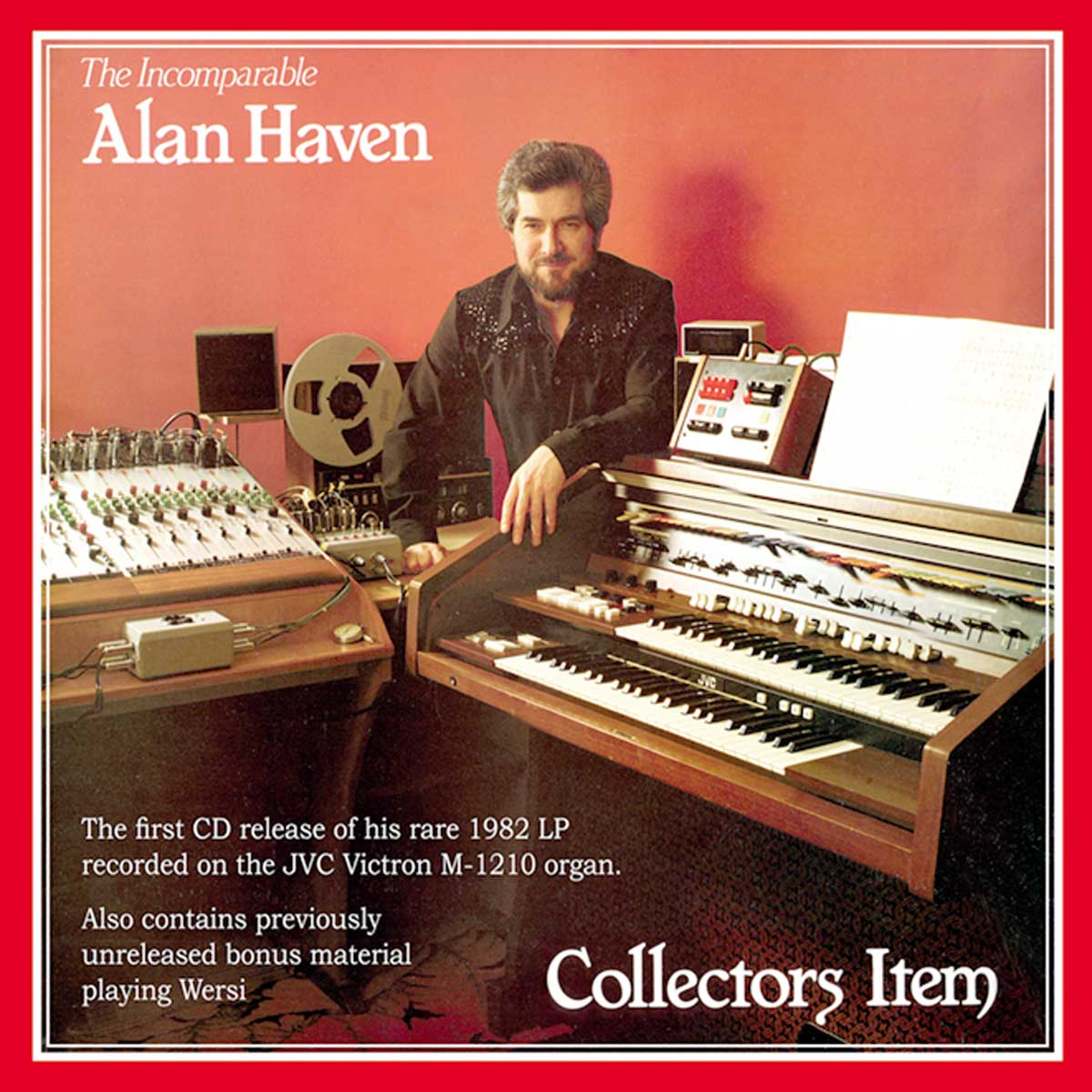 Alan Haven - Collector's Item