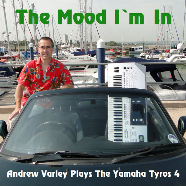 Andrew Varley - The Mood I'm In