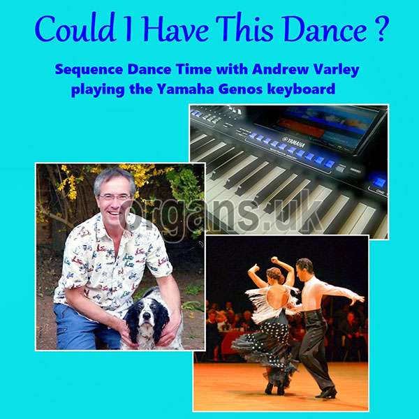 Andrew Varley - Could I Have This Dance? (Genos) (2020)