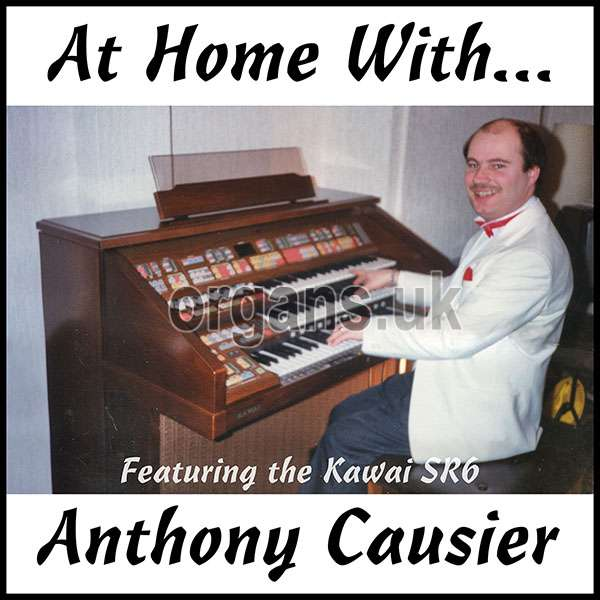 Anthony Causier - At Home With