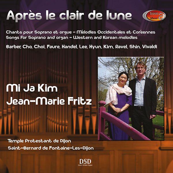 Jean-Marie Fritz and Mi Ja Kim - Après le Clair de Lune (2019)