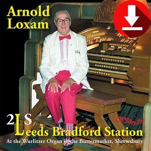 Arnold Loxam - 2LS Leeds Bradford Station