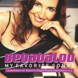 Barbara Dennerlein - Bebabaloo (Favourite Songs) Book