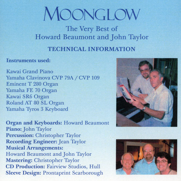 Howard Beaumont - Moonglow 4