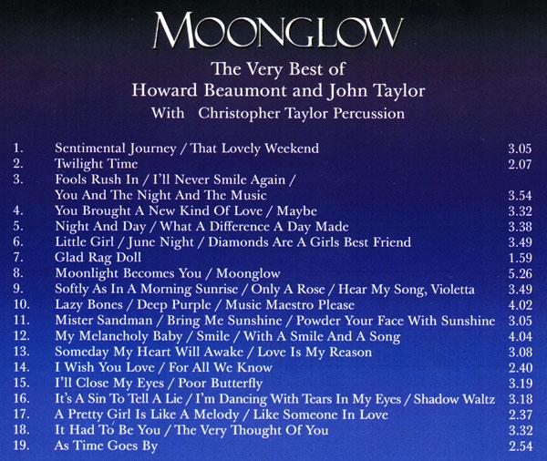 Howard Beaumont - Moonglow 5
