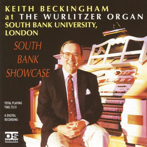 Keith Beckingham - South Bank Showcase