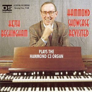 Keith Beckingham - Hammond Showcase Revisited