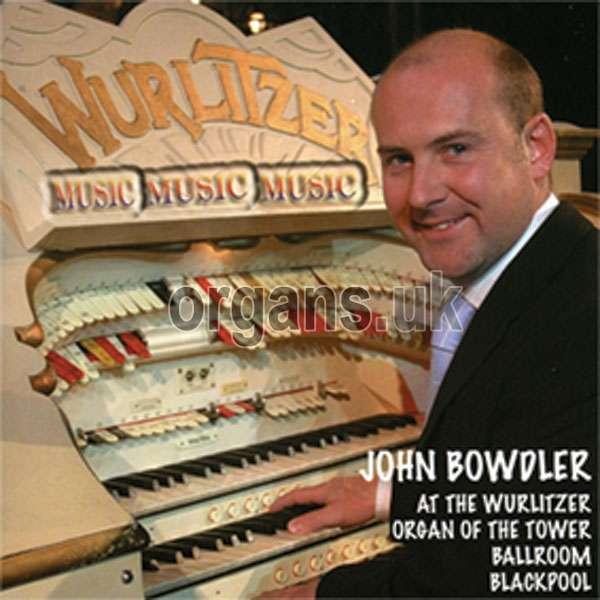 John Bowdler - Music, Music, Music