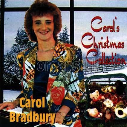 Carol Bradbury - Carol's Christmas Selection