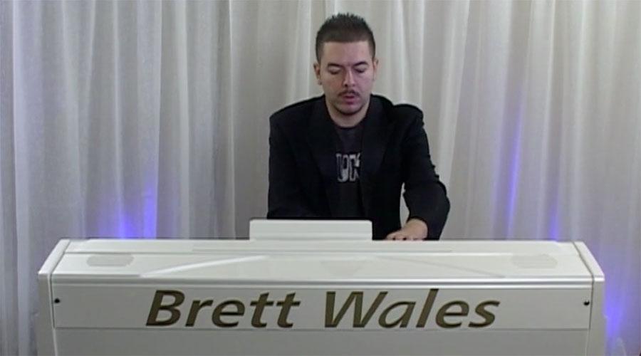 Brett Wales - In Vision DVD