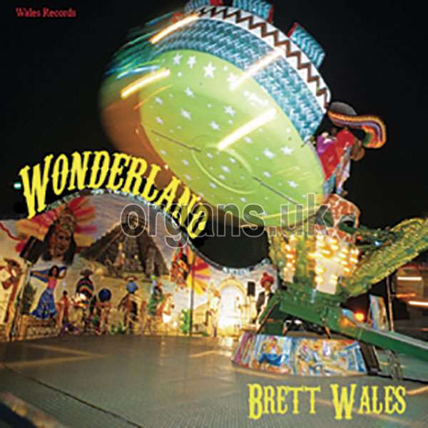 Brett Wales - Wonderland