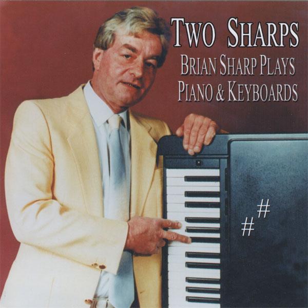 Brian Sharp - Two Sharps (2CD)