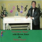 Byron Jones - Christmas Magic