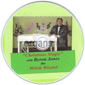 Byron Jones – Christmas Magic Disc