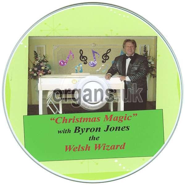 Byron Jones - Christmas Magic Disc