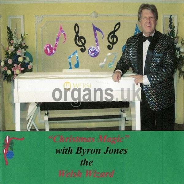 Byron Jones - Christmas Magic