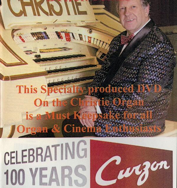 Byron Jones - The Curzon Cinema Christie (DVD)