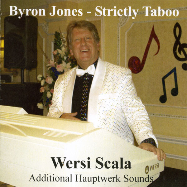 Byron Jones - Strictly Taboo