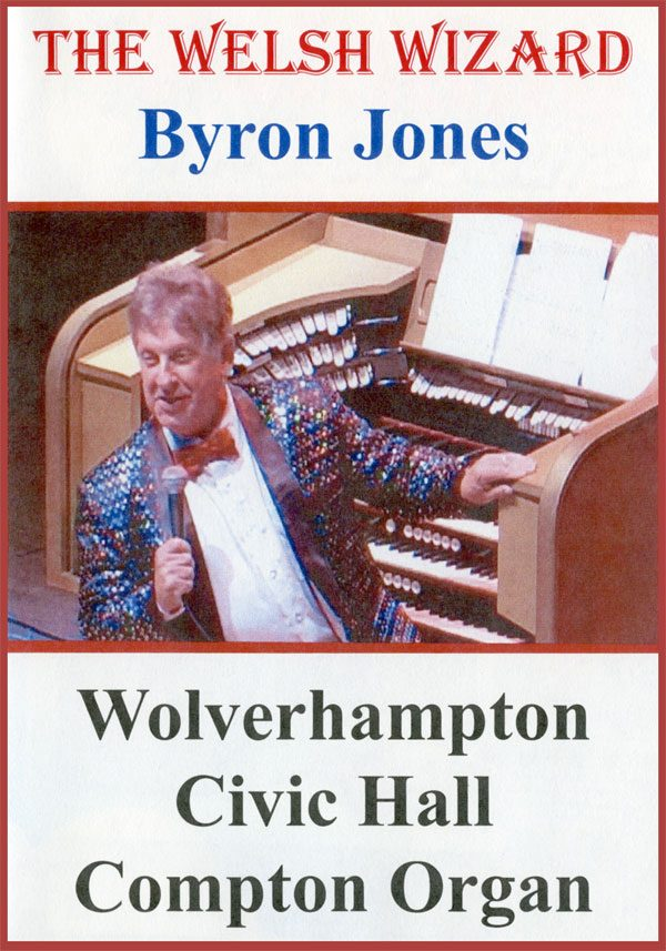 Byron Jones At The Wolverhampton Civic Hall Compton (DVD)