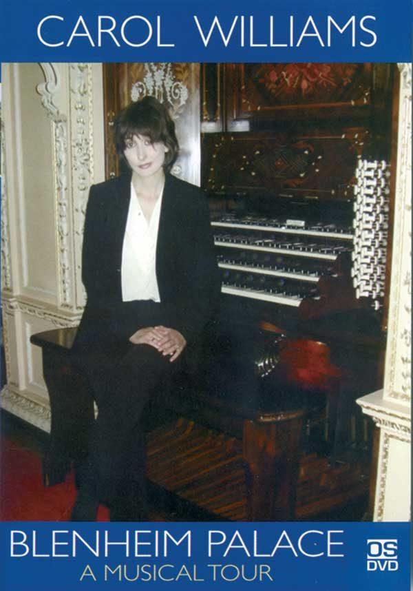 Carol Williams - Blenheim Palace (A Musical Tour) (DVD)