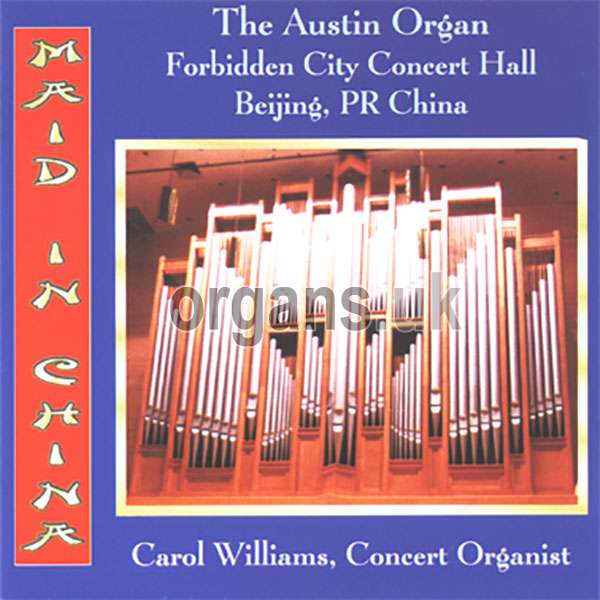 Carol Williams - Maid In China