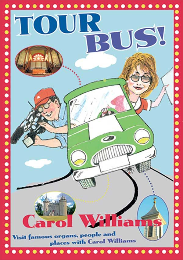 Carol Williams - TourBus 1 (DVD)