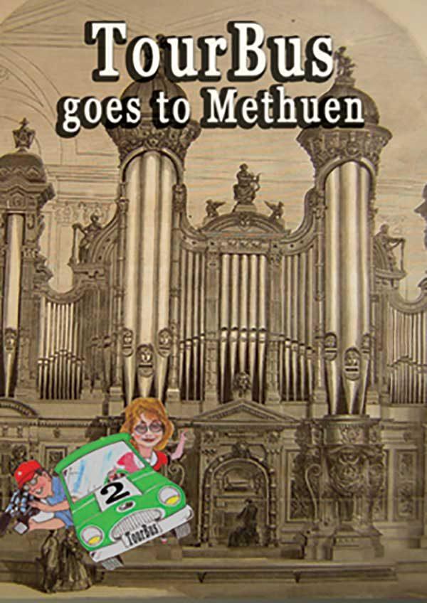 Carol Williams - TourBus 2 (TourBus Goes To Methuen) (DVD)