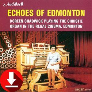 Doreen Chadwick - Echoes of Edmonton
